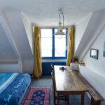 Chambre double équipée de l'Hôtel Auberge du Pecheur à Groix