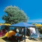 Camping des Sables Rouges à Groix