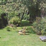 Jardin des Chambres d'hôtes La Parenthèse de l'île de Groix