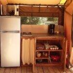 Mobile-home du Camping des Sables Rouges à Groix