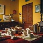 Salon de la Ricardière Maison d'hôtes éco-responsable à Groix