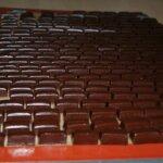 Alignement de caramels de Groix