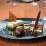 Dessert au restaurant le Cinquante à Groix
