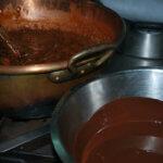 Caramels liquides pour fabriquer les Caramels de Groix