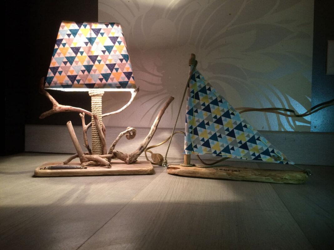 Créations En Bois Flotté gwen-art – créations artisanales en bois flotté de l'île de