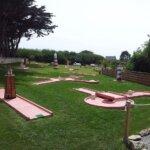 Activités et jeux au Mini Golf de Groix