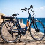 Vélo électrique à louer Coconut's Location à Groix
