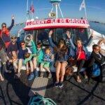 Traversée Escal'Ouest compagnie maritime de Groix