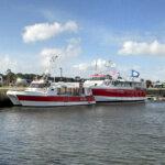 Bateaux Escal'Ouest compagnie maritime de Groix