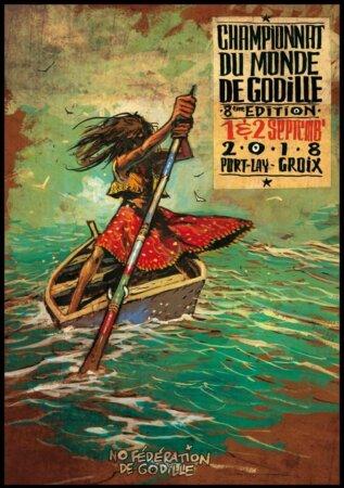 Championnat du monde de Godille 2018