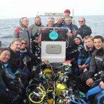 Sortie avec le club de plongée Subagrec à Groix