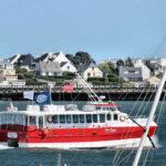 Bateau Escal'Ouest compagnie maritime de Groix