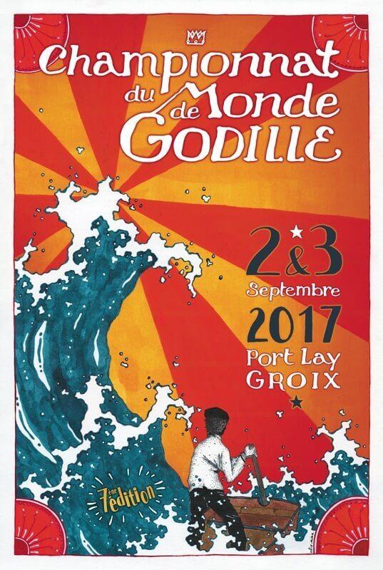 Championnat du Monde de Godille à Groix - 7ème édition