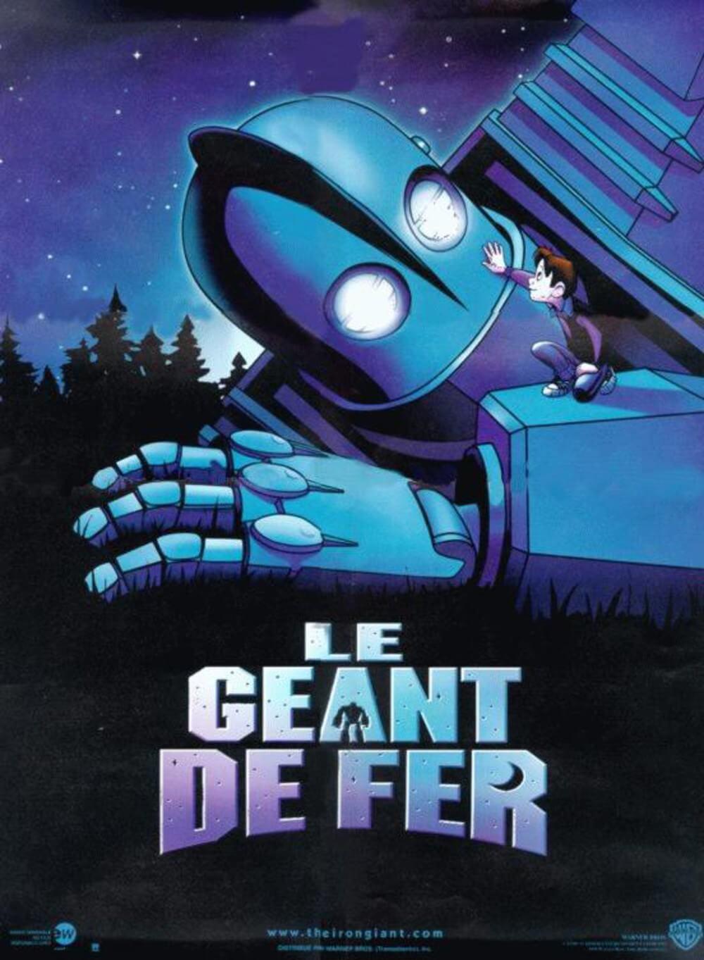 Cinéma à Groix le Géant de Fer