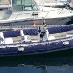Location de bateau pneumatique semi-rigide à Groix