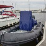 Location par Planète Pêche à Groix d'un bateau à moteur semi-rigide