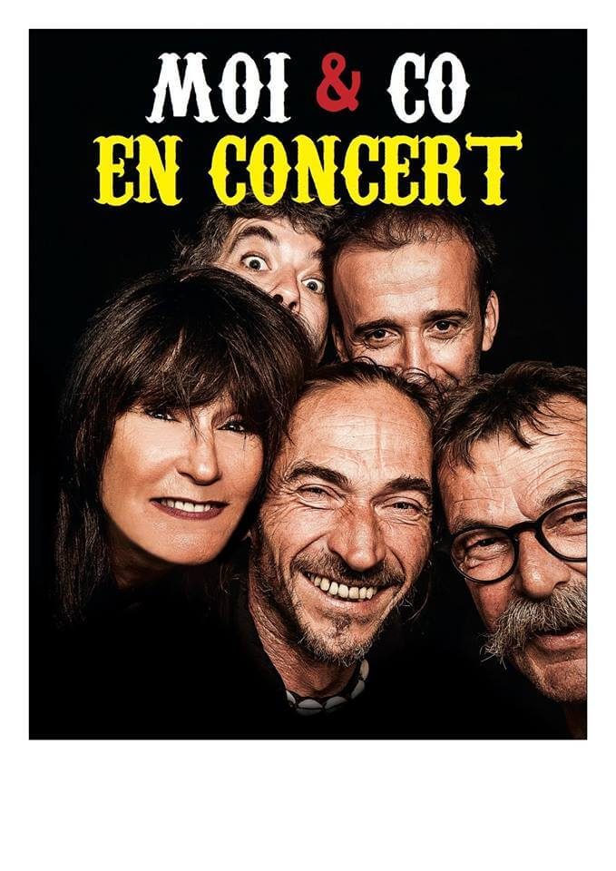 Moi and Co en concert au Parcabout de Groix