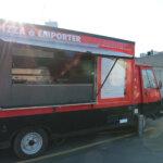 Camion pizzas du Caillou pizzas à emporter à Groix