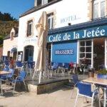 Café de la Jetée à Groix
