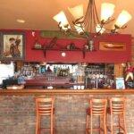 Bar du Café de la Jetée à Groix