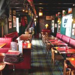 Restaurant de produits de la mer le Pub de la Jetée à Groix