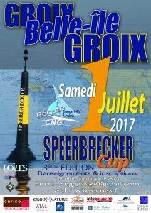 Speerbrecker Cup à Groix 3ème édition
