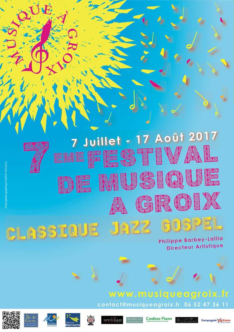 7ème Festival de Musique à Groix
