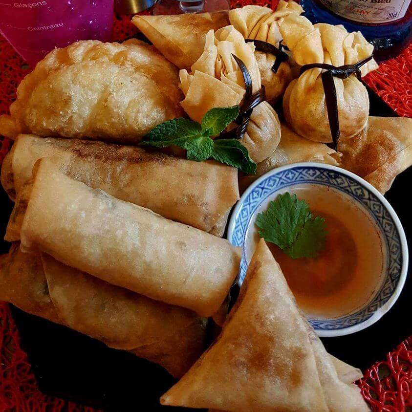 Ouverture AnnSabaï Cuisine Thaï à Groix