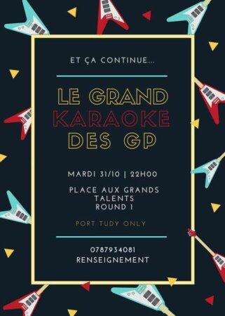 Le Grand Karaoké des GP à Groix
