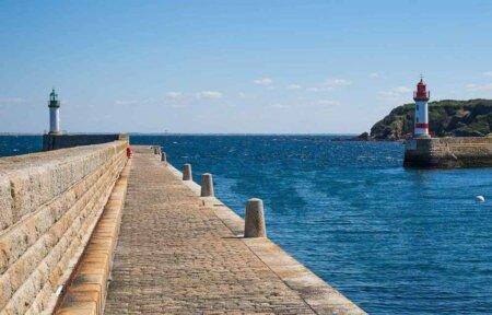 Le Port Tudy de l'île de Groix