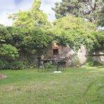 Jardin du Gîte de La Parenthèse de l'île de Groix