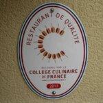 Label de qualité du Restaurant La Malicette dans le village de Locqueltas à Groix