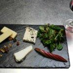 Plateau de fromages du restaurant les Alizés de l'île de Groix
