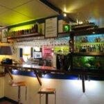 Bar du Restaurant O Thon Bleu de l'île de Groix