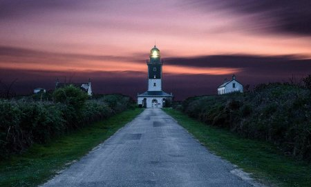 Le phare de Pen-Men